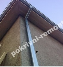 ремонт на нов покрив