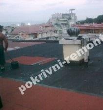 Хидроизолация - ремонт на покриви